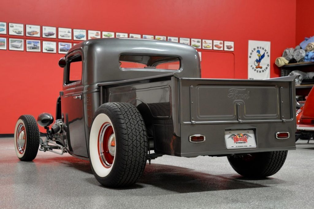 All steel pickup 1936 Ford Hot Rod