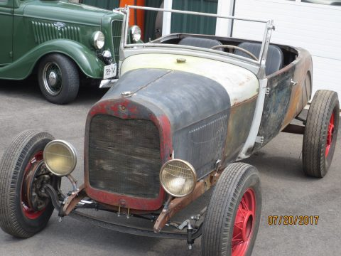 Needs finishing 1929 Ford Roadster hot rod for sale