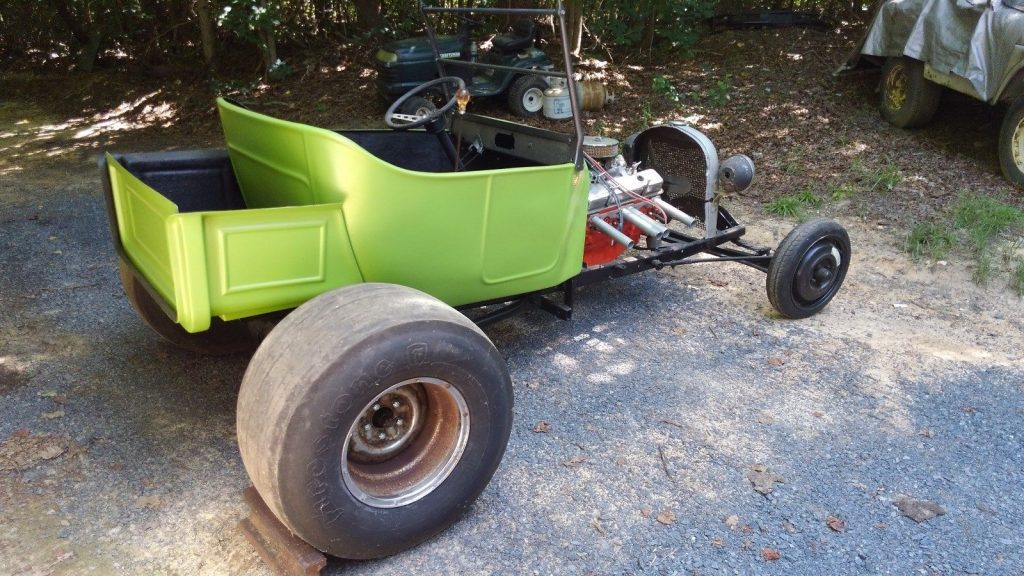 Needs work 1923 Ford Model T Hot Rod