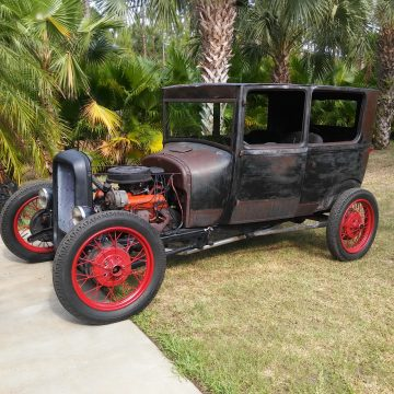 Not chopped 1927 Ford Model T hot rod for sale