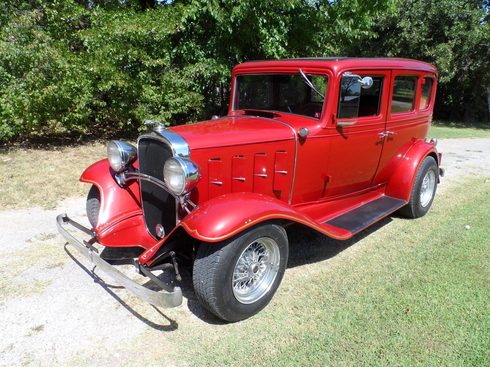 Older Build 1932 Chevrolet Confederate Street Rod For Sale