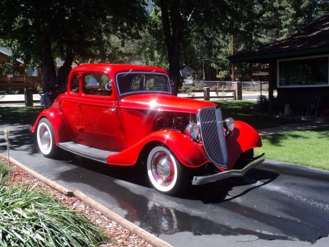 Show ready 1933 Ford Hotrod Coupe 2 DOOR hot rod for sale