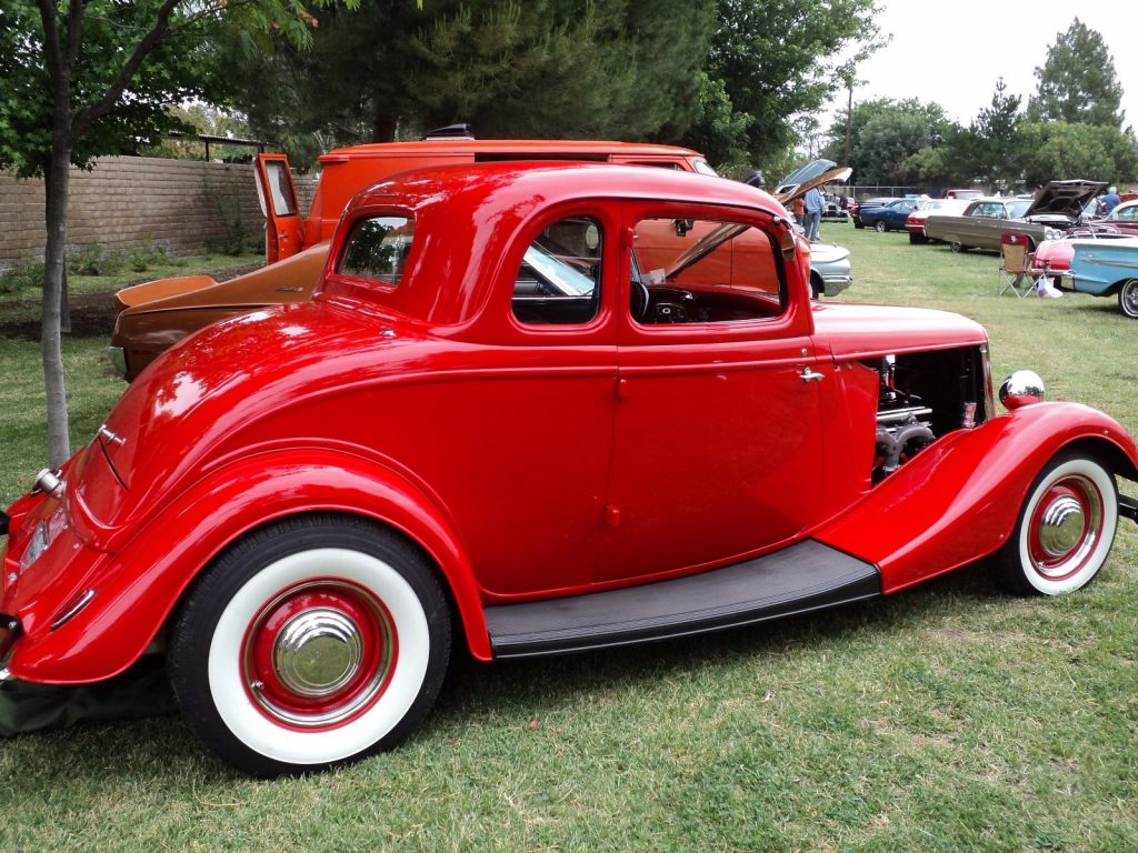 Show ready 1933 Ford Hotrod Coupe 2 DOOR hot rod