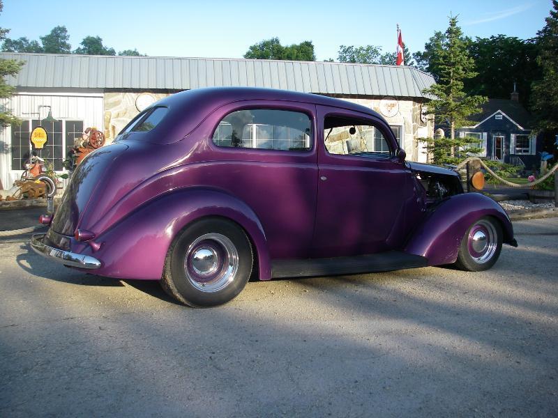 Blast to drive 1937 ford 2 door sedan hot rod for sale for 1937 ford 4 door sedan for sale
