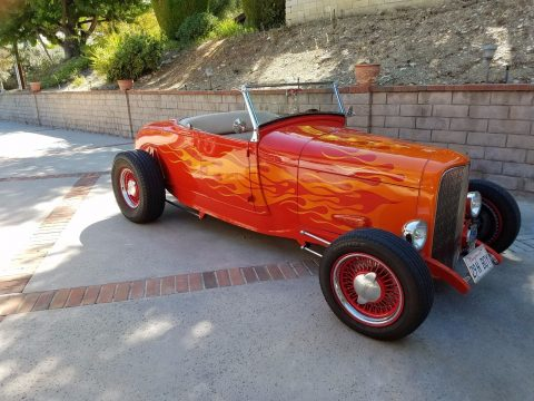 excellent shape 1929 Ford hot rod for sale