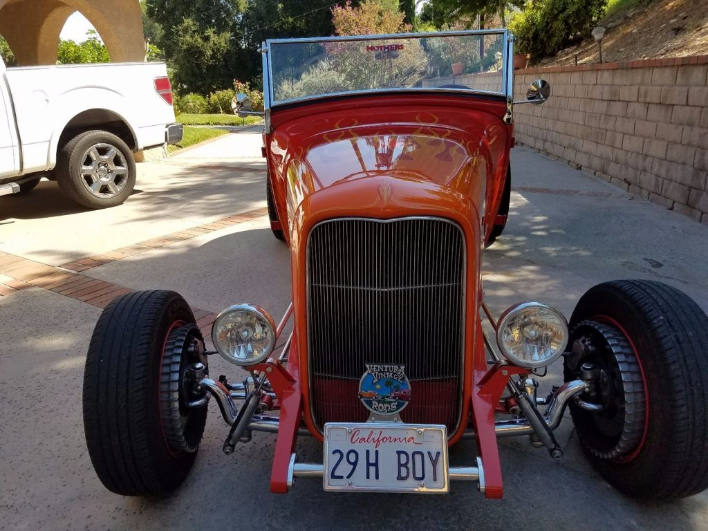 excellent shape 1929 Ford hot rod