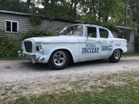 low miles 1959 Studebaker hot rod for sale