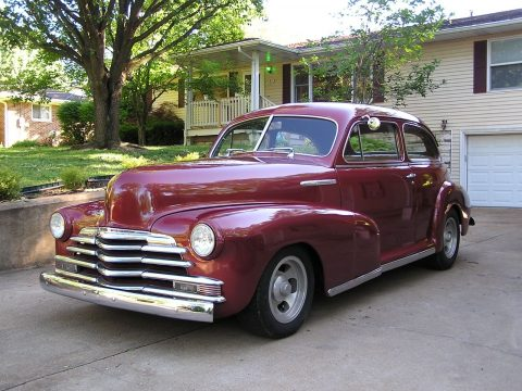 older build 1947 Chevrolet hot rod for sale
