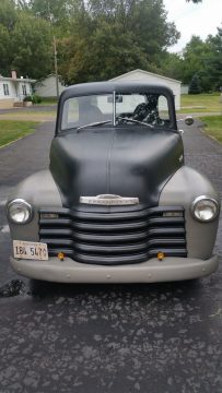 rebuilt engine 1953 Chevrolet Pickup hot rod for sale