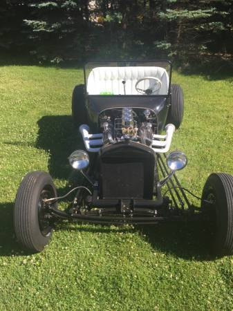 Traditional 1920 Ford Model T Hot Rod For Sale