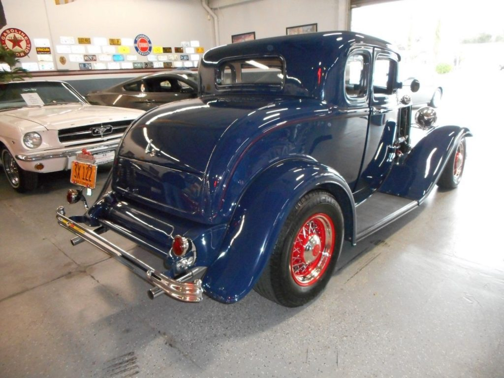 badass 1932 ford hot rod coupe for sale. Black Bedroom Furniture Sets. Home Design Ideas