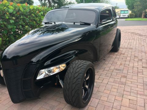 excellent 1941 Ford hot Rod street rod 2 door sedan for sale