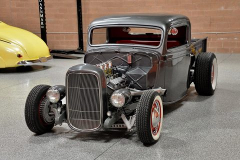 extended cab 1936 Ford Pickups Hot Rod for sale