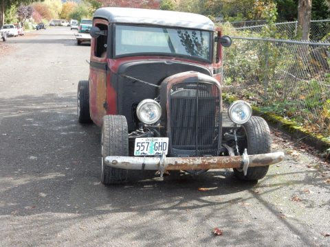 mechanically new 1935 Chevrolet Pickup hot rod for sale