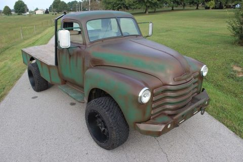 new engine 1949 Chevrolet Pickups hot rod for sale