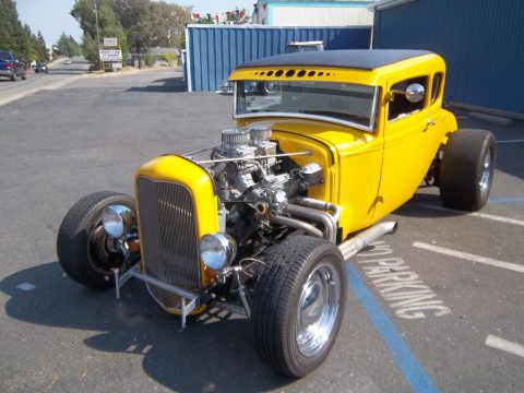 older built 1931 Ford Model A hot rod for sale