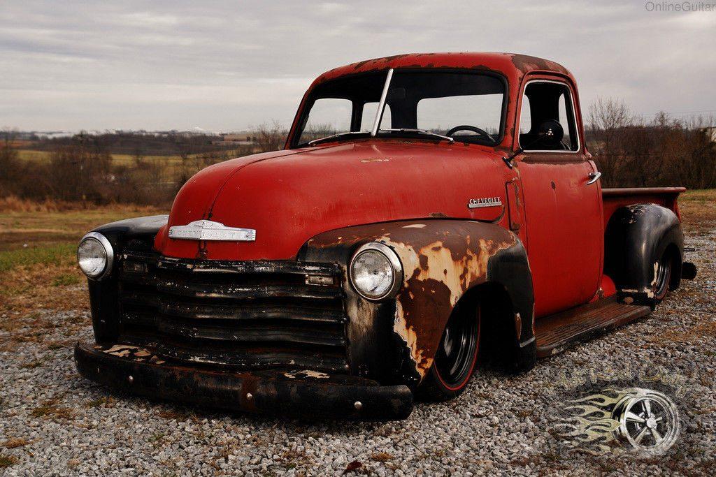 Patina 1950 Chevrolet C 10 Hot rod