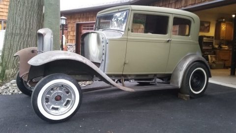 rust free 1931 Ford Model A hot rod for sale