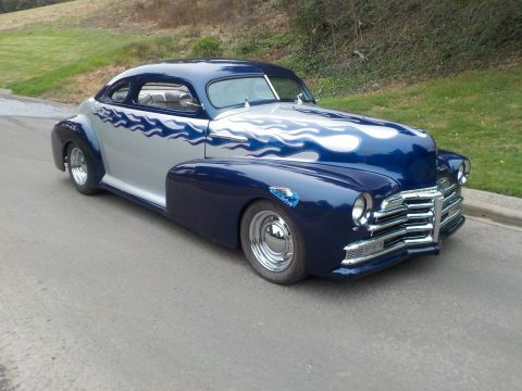 super bad 1947 Chevrolet hot rod for sale
