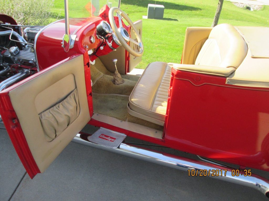 cool roadster 1924 Dodge hot rod