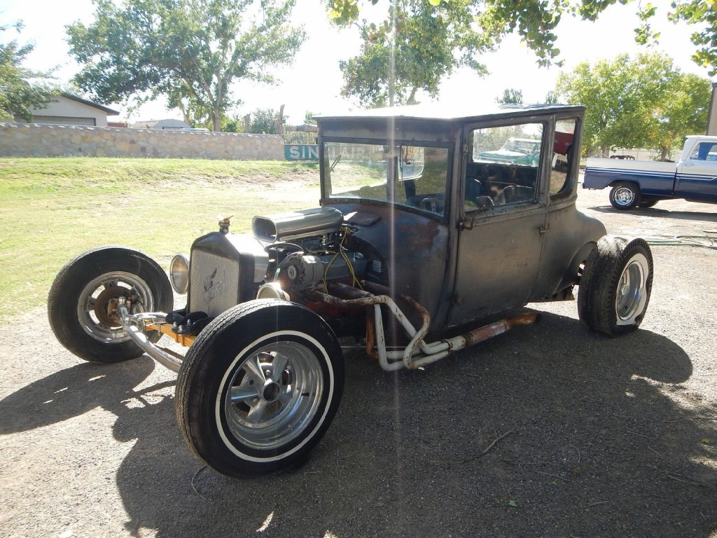 Mexico barn find 1927 Ford Model T Tall T hot rod