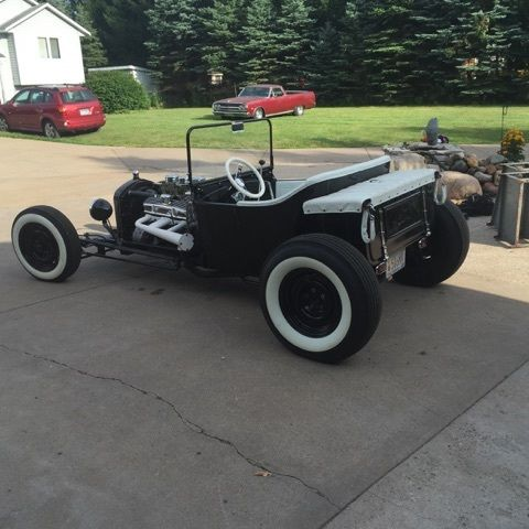 Nice Build 1920 Ford Model T Hot Rod For Sale