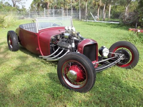 quality build 1928 Ford Model A Custom hot rod for sale