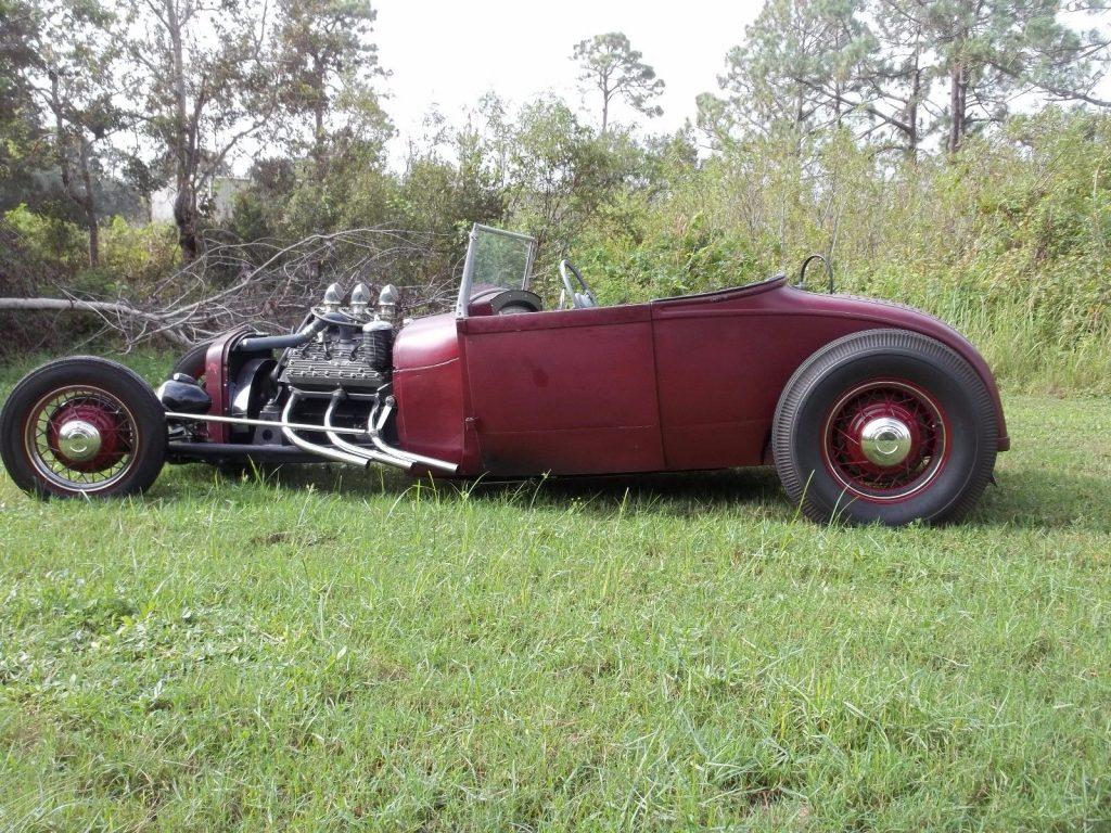 quality build 1928 Ford Model A Custom hot rod