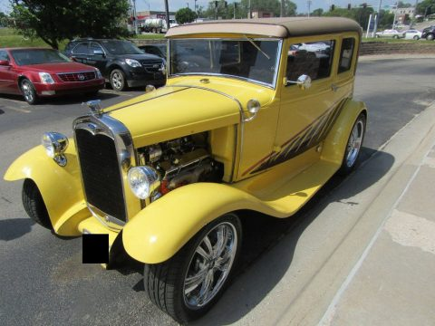 one of a kind 1930 Ford Victoria hot rod for sale
