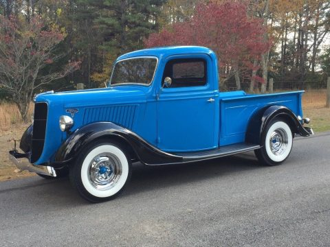 flathead 1936 Ford Pickups hot rod for sale