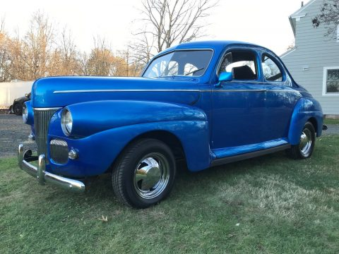nice and clean 1941 Ford Coupe hot rod for sale