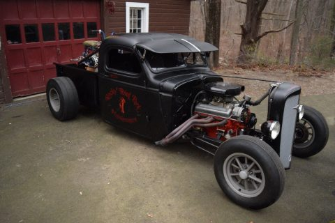 professionally build frame 1946 Chevrolet Pickup hot rod for sale