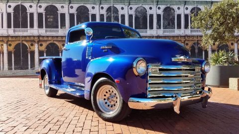 small block 1949 Chevrolet Pickup hot rod for sale