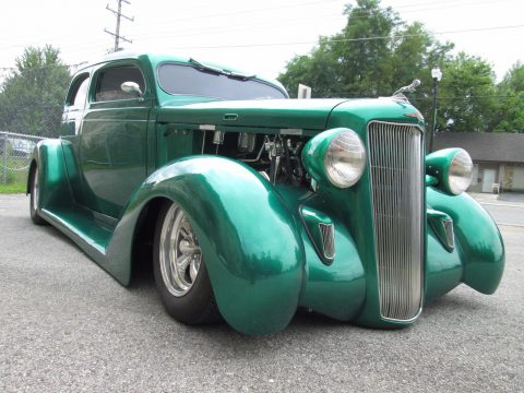 very sharp 1935 Dodge Custom hot rod for sale