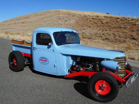 awesome build 1944 Chevrolet Pickups hot rod for sale