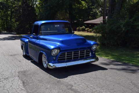 big block 1955 Chevrolet Pickups hot rod for sale