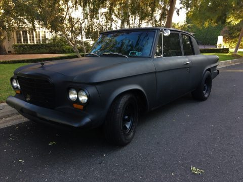 blacked out 1963 Studebaker Lark Hot Rod for sale