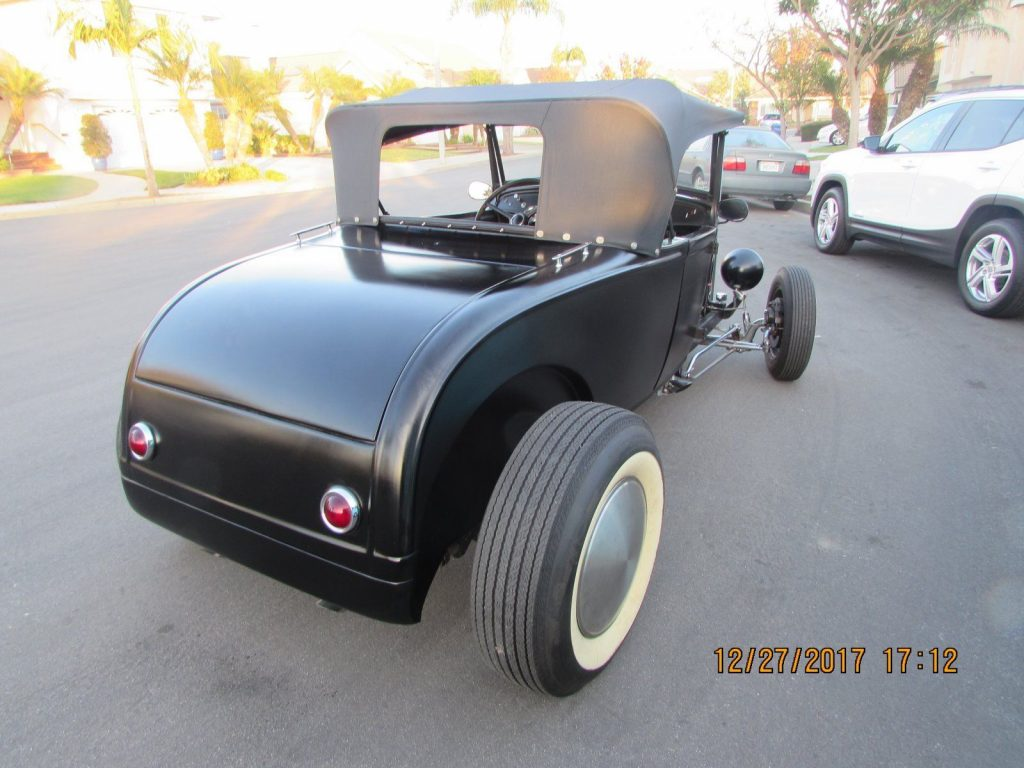 classic 1929 Ford Model A Roadster Hot rod