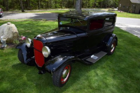 exceptional 1931 Ford Tudor hot rod for sale