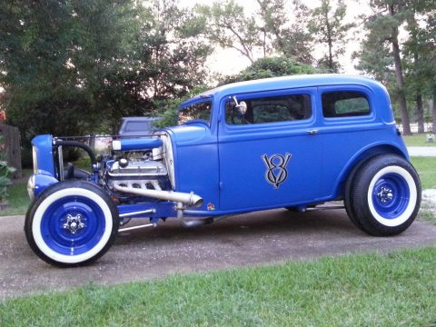 good ole Vicky 1932 Ford Hot Rod for sale