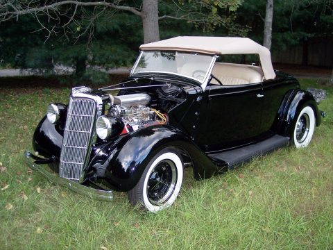 Hemi powered 1935 Ford Roadster Hot Rod for sale