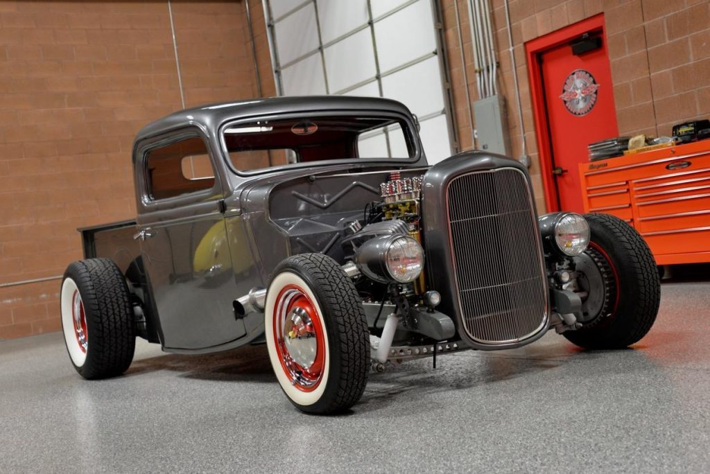 laser straight 1936 Ford Pickups Hot Rod