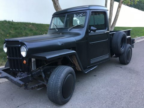 modern chassis 1963 Willys Custom Hot Rod for sale