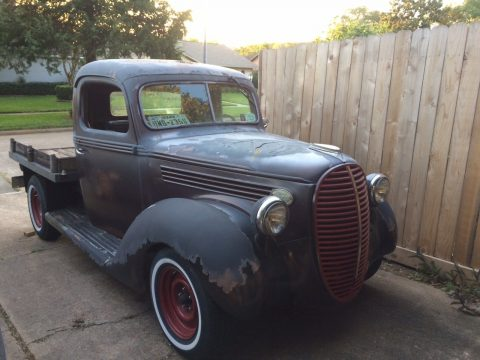 patina pickup 1939 Ford Pickups hot rod for sale