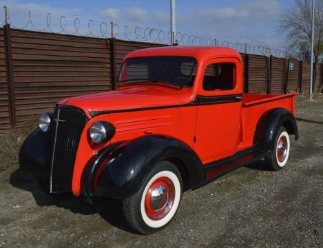 very beautiful 1937 Chevrolet Pickups hot rod for sale