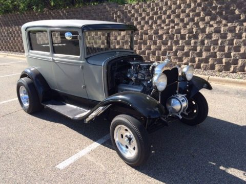gasser 1930 Ford Model A hot rod for sale