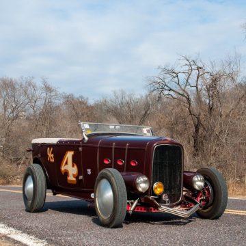good old days 1932 Ford Deluxe Phaeton Hotrod for sale