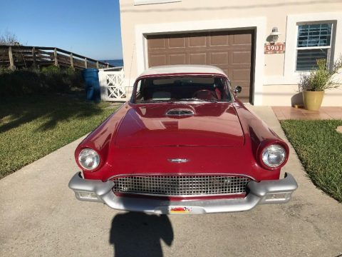 mustang frame 1957 Ford Thunderbird hot rod for sale