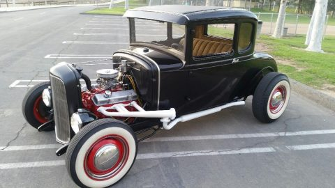 old build 1931 Ford Model A hot rod for sale