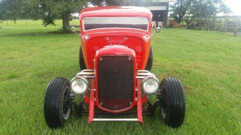 old time beauty 1932 Ford victoria hot rod for sale